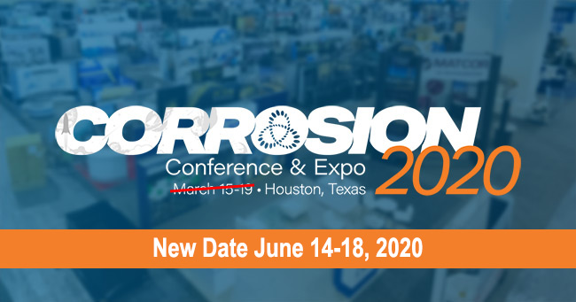 Corrosion 2020 Conference and Expo