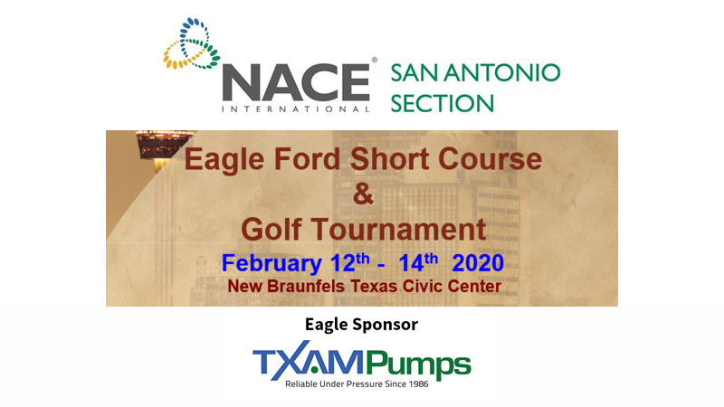 Eagle Ford Short Course and Golf Tournament Banner
